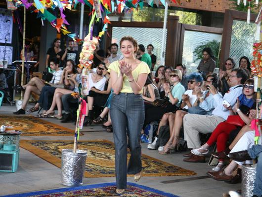 Pasarela VisteLaCalle en Puma Lab: Sabrina Granucci.
