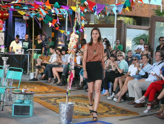 Desfile VistelaCalle en Puma Lab: Roberta