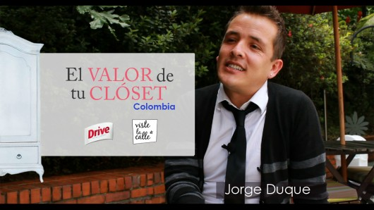 El Valor de tu Clóset Colombia: Jorge Duque