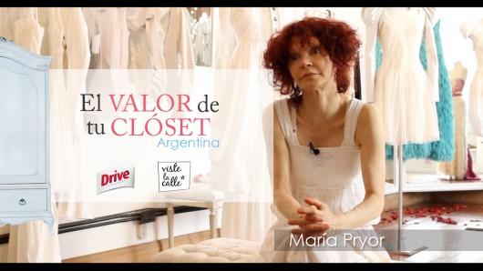 El Valor de Tu Clóset Argentina: María Pryor