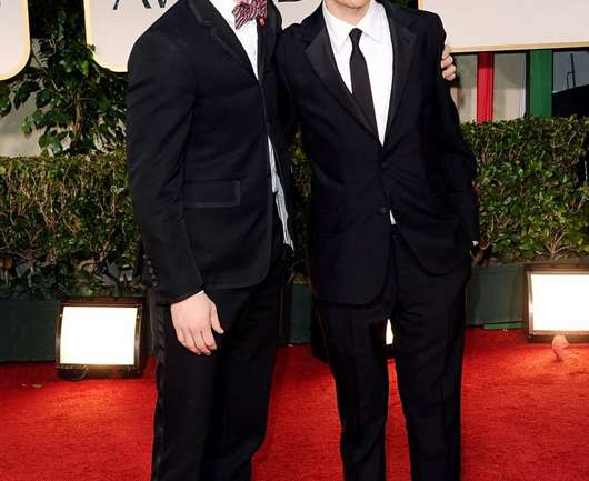 VLC Men: Golden Globes 2012