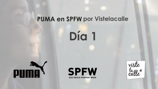 [VIDEO Día 1] Puma en SPFW por Viste La Calle