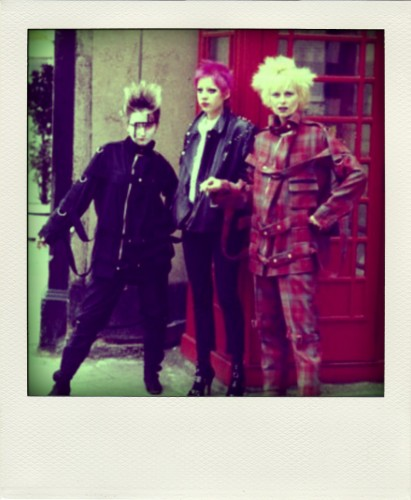 Vivienne Westwood: punk + diseño de vestuario en los 70 (Segunda parte)
