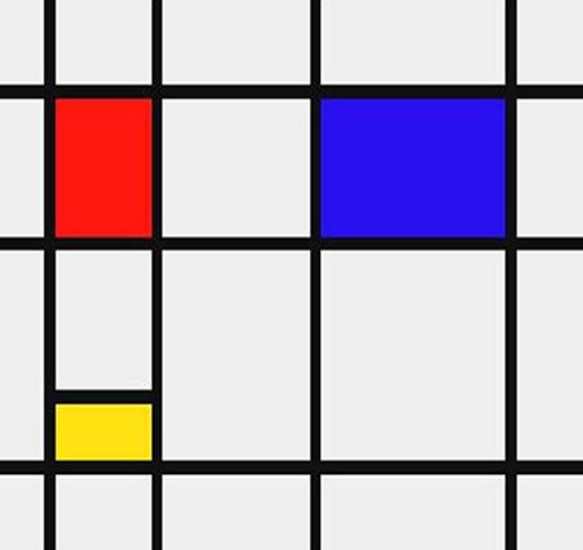 Piet Mondrian: El abstraccionista que inspira a los diseñadores