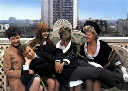 Moda & Cine: Alfie (1966 y 2004)
