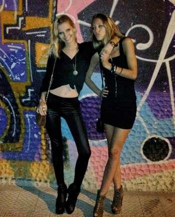 Bianca Borck y Daniela Skidelsky