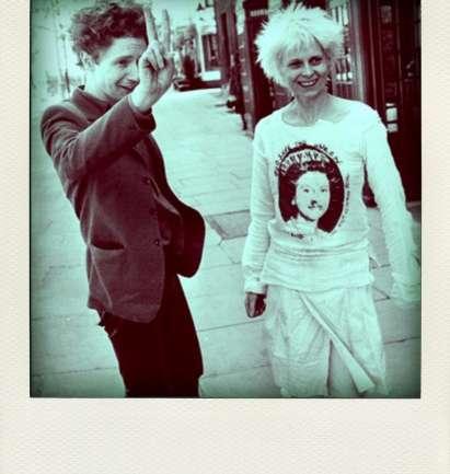 Vivienne Westwood: punk + diseño de vestuario en los 70 (Tercera parte)