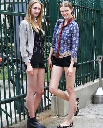 Ana y Anastasia