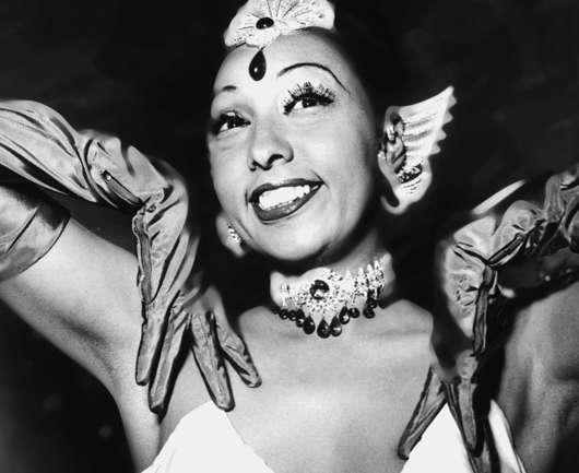 Josephine Baker: La Venus Negra