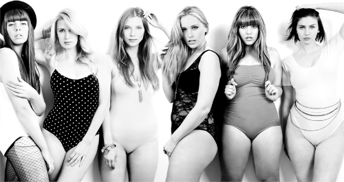Muse Model Management y las chicas de talla grande