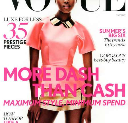 Strike a pose: Vogue en mayo