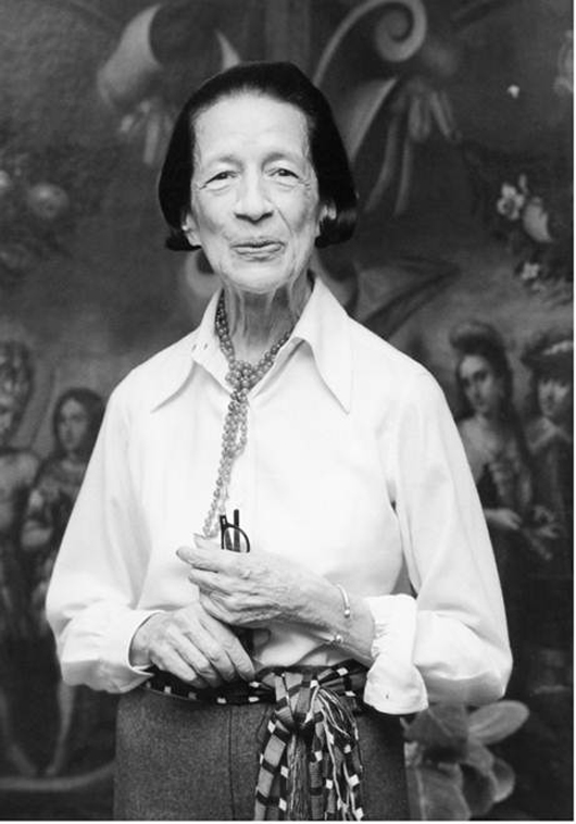 """The Eye Has To Travel"", el documental sobre Diana Vreeland"