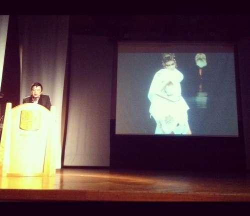 """Jum Nakao en Chile: clase magistral sobre el """"ser y hacer diseño"""""""