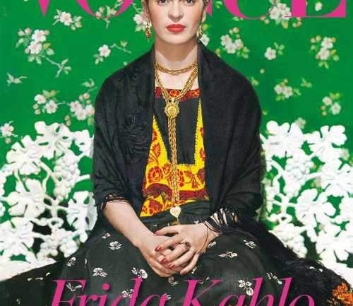 Strike a pose: Vogue en noviembre
