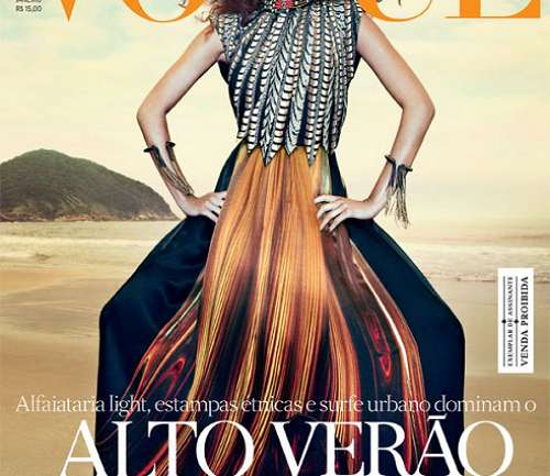 Strike a pose: Vogue en enero