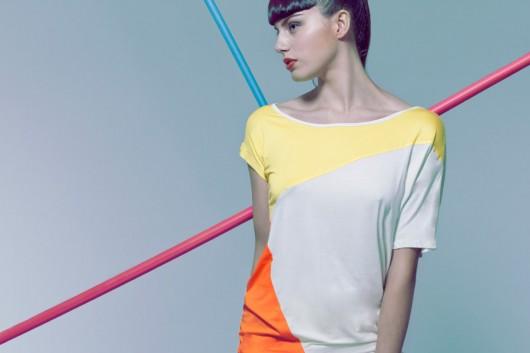 """Producción de moda """"Geometricolor"""""""