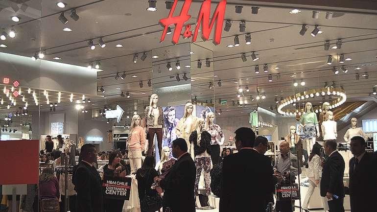 H&M en Chile (por fin!!!)