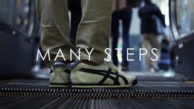 VLC ♥ Onitsuka Tiger: MANY STEPS