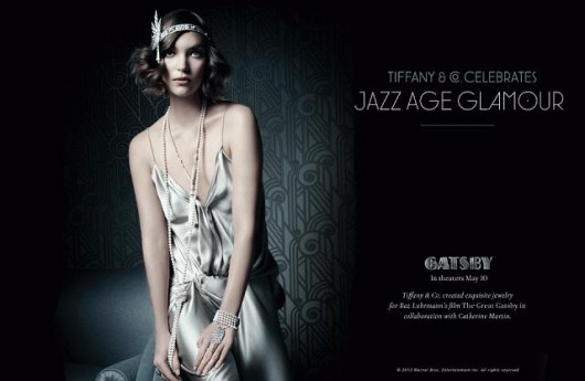 Joyas de una época de oro: Tiffany & Co. para The Great Gatsby
