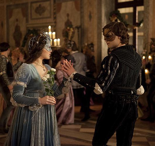 Swarovski para la nueva versión cinematográfica de Romeo & Julieta