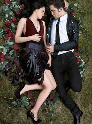 Kristen Stewart: vampiresa