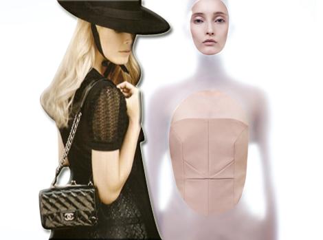 Campañas SS 2010: Chanel & Bruno Pieters