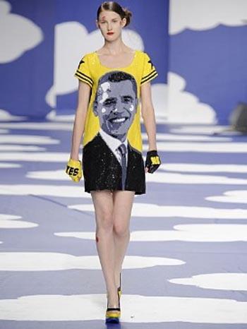 Política y moda:Ustedes eligen