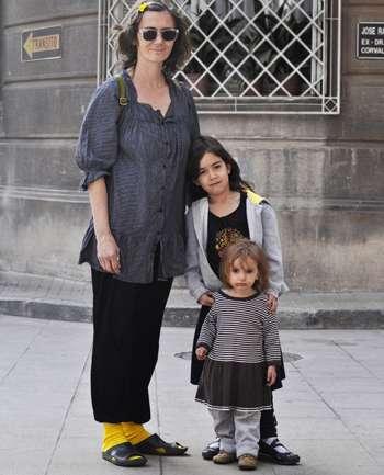 Lucile, Adele y Matilde