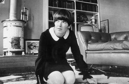 Mary Quant: autora de la minifalda