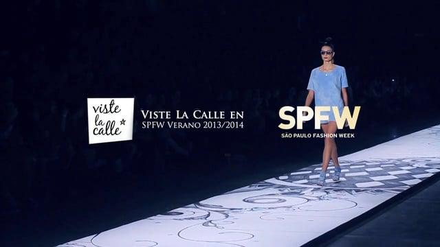 Juliana Jabour – VisteLaCalle en SPFW S/S 2014