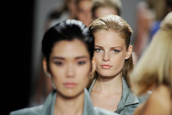 New York Fashion Week, dia 2: Nicole Miller & Erin Wasson