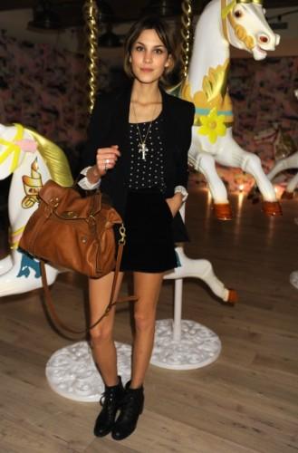 Alexa Chung super it girl