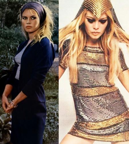 La influencia del look Bardot