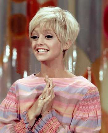 Goldie Hawn, la it girl americana de los '60