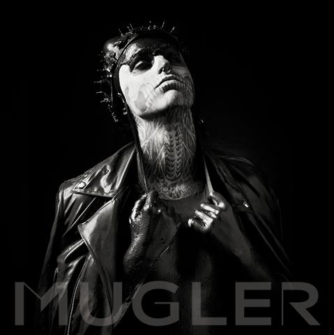 Nicola Formichetti para Mugler