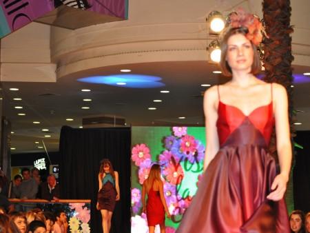 Desfile Carola Muñoz para VLC en Pleno Verano