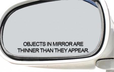El efecto del espejo