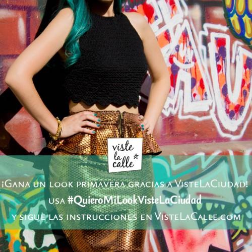 Concurso: ¡Gana un look primavera gracias a VisteLaCiudad!