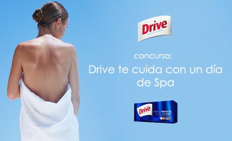 """Concurso: """"Drive te cuida con un día de Spa"""""""
