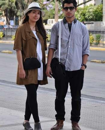 María A Gutiérrez y Vicente Rocha