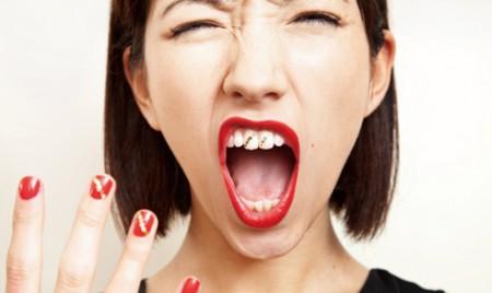 Moda Freak: Tatuaje para dientes