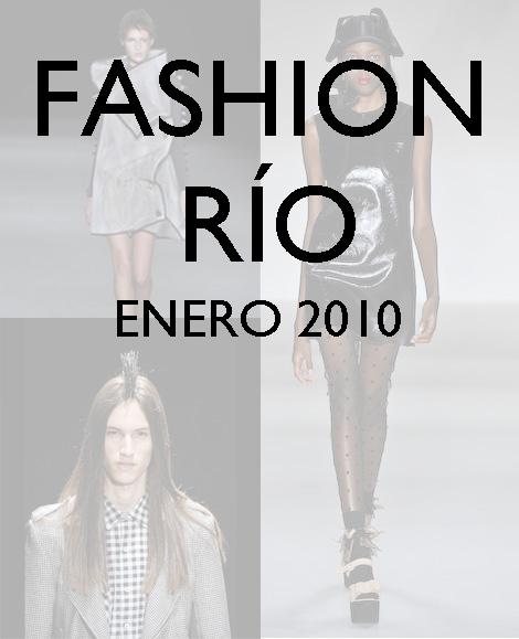 Fashion Río: Ausländer, Melk Z Da, Victor Dzenk y Giulia Borges