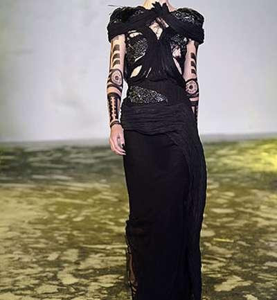 New York Fashion Week Día 6: Rodarte y Vera Wang