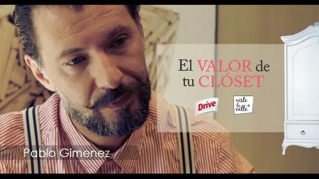 El valor de tu clóset: Pablo Gimenez
