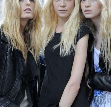 El estilo de las modelos en las recientes semanas de la moda (Parte II)