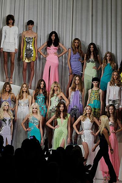 Milán Fashion Week Primavera 2010