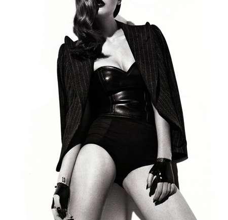 Sin pudores: Vogue Alemania