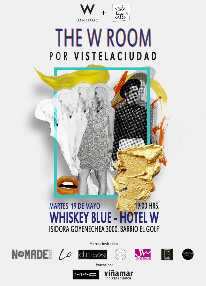 ¡Los invitamos a un nuevo bazar de moda The W Room por VisteLaCiudad y a participar del lanzamiento de RevisteLaCalle 9!