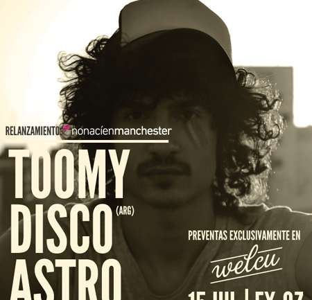 Concurso Toomy Disco + Astro