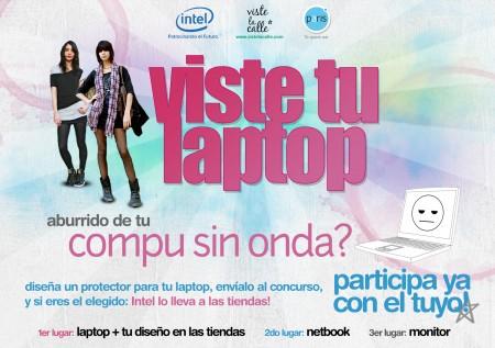 "Concurso ""Viste Tu Laptop"""